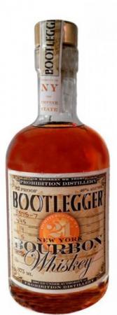 Bootlegger Bourbon Whiskey
